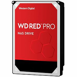 HDD Desktop WD Red Pro (3.5, 12TB, 256MB, 7200 RPM, SATA 6 Gb/s)