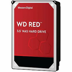 HDD Desktop WD Red (3.5, 14TB, 512MB, 5400 RPM, SATA 6 Gb/s)