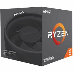 AMD CPU Desktop Ryzen 5 PRO 4C/8T 3400G (4.2GHz,6MB,65W,AM4) MPK, Vega 11 Graphics, with Wraith Spire cooler