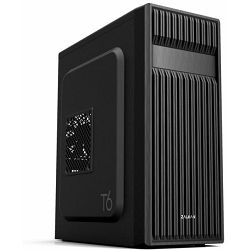 Zalman T6 ATX MidTower Case, black
