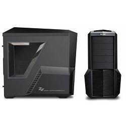 Zalman Z11 PLUS Mid Tower Case, black
