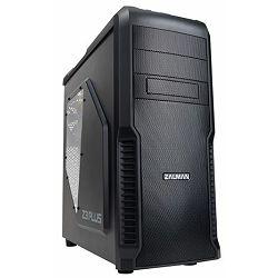 Zalman Z3 PLUS Mid Tower Case, black