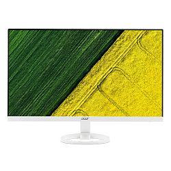 Acer R271WMID LED Monitor IPS ZeroFrame White