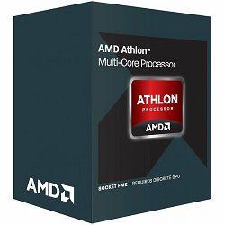 AMD CPU Kaveri Athlon X4 860K (3.7/4.0GHz Boost,4MB,95W,FM2+, with quiet cooler) box, Black Edition