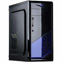 Case Midi ATX Akyga USB 3.0/USB 2.0 AK916BK w/o PSU