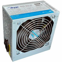 Power Supply AKYGA AK-B1-550 Basic 550W, DC 3.3/5/±12V, 1x120, Retail