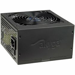 Power Supply AKYGA AK-P3-600 Pro 600W, DC 3.3/5/±12V, 1x120, Retail