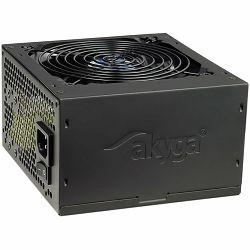 Power Supply AKYGA AK-P3-600 Pro 600W, DC 3.3/5/±12V, 1x120, Retail