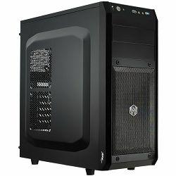 Case Midi Gamer ATX Akyga AKY006BK w/o PSU