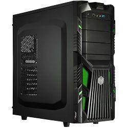 Case Midi Gamer ATX Akyga AKY007BG w/o PSU