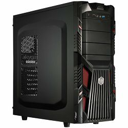 Case Midi Gamer ATX Akyga AKY007BR w/o PSU