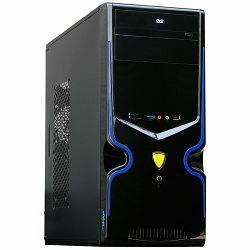 Case MIDI ATX Akyga AKY919BB USB 3.0 w/o PSU