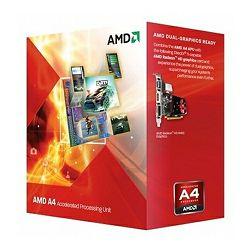 AMD A4 X2 4020, 3.4GHz, 1MB, FM2