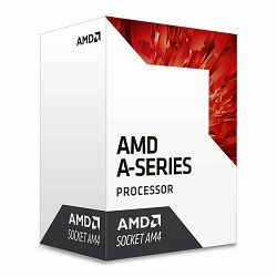 AMD A8 9600, 3,1/3.4GHz, Radeon R7, AM4, 65W, box