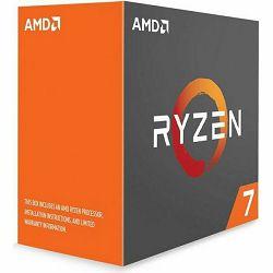 AMD Ryzen 7 1800X, 4GHz, 20MB, AM4, bez hladnjaka