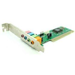 Asonic zvučna kartica C-Media8738, 4-kanala