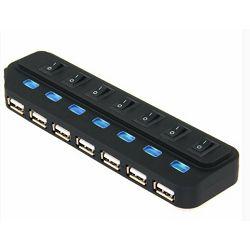 Asonic USB 3.0 7Port Hub + 5V power
