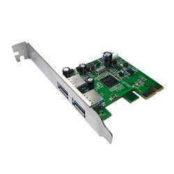 Asonic PCIE USB 3.0, 2 porta Chip NEX720200