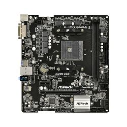 ASRock A320M-DGS, AM4