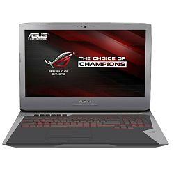 Asus G752VM i7/16GB/1TB+256GB/GTX1060/17.3