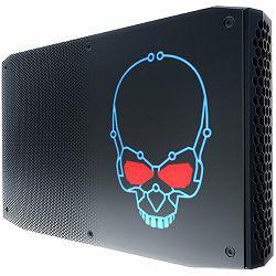 Intel NUC 8th Gen, Core i7-8705G 65W 4c/8t 512GB NVMe SSD + free M.2 2280 16GB 32GB max Radeon RX Vega M GL 2x HDMI 2.0b 2x mDP 1.3 6 max Win10 Pro 2x Thunderbolt 3 2x USB 3.1 Gen2 5x USB 3.0