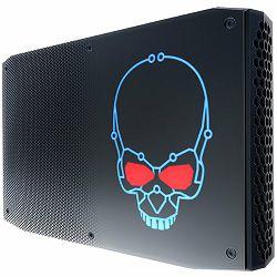 Intel Unlocked and VR-ready NUC 8th Gen, Core i7-8809G 100W 4c / 8t 1TB NVMe SSD + free M.2 2280 16GB 32GB max Radeon RX Vega M GH 2x HDMI 2.0b 2x mDP 1.3 6 max Win10 Home 2x Thunderbolt 3 2x USB
