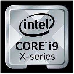 Intel CPU Desktop Core i9-7940X (3.1GHz, 19.25MB,LGA2066) box
