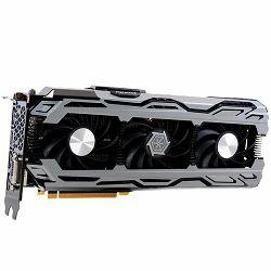 Inno3D Video Card GeForce GTX 1060 iChill X3 6GB GDDR5 192-bit 1569 8.2Gbps DVI+3xDP+HDMI HerculeZ X3