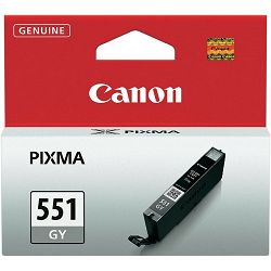 Canon tinta CLI-551GY, siva