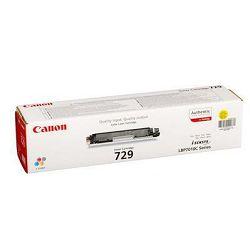 Canon toner CRG-729Y, žuti