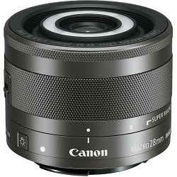 Canon EF-M 28mm f/3.5 macro IS