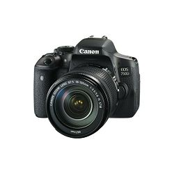 Canon EOS 750d + 18-135IS
