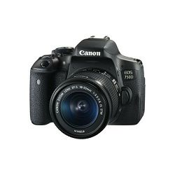 Canon EOS 750d + 18-55IS
