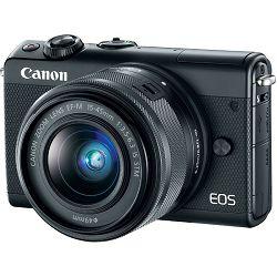 Canon EOS M100 crni+ EFM 15-45mm