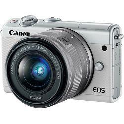 Canon EOS M100 bijeli + EFM 15-45mm