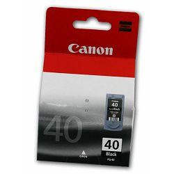 Canon tinta + glava PG-40, crna