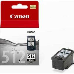 Canon tinta + glava PG-512, crna