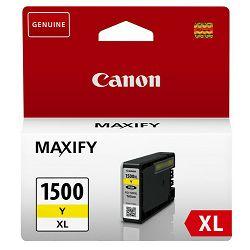 Canon tinta PGI-1500XL Yellow