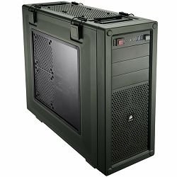 Chassis CORSAIR Vengeance C70 Midi Tower, 1x ATX, 8 slots, 1xaudio, Steel, PSU installed 0 x, Military Green