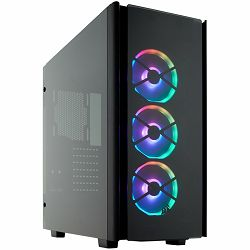 Corsair Obsidian Series 500D RGB SE Premium Mid-Tower Case