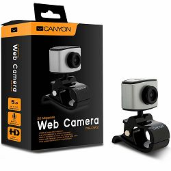720P HD webcam with USB2.0. connector, 360° rotary view scope, 2.0Mega pixels