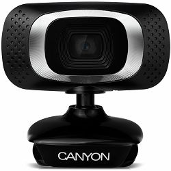 1080P Full HD webcam with USB2.0. connector, 360° rotary view scope, 2.0Mega pixels