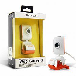Web Camera CANYON CNR-WCAM513G1 (1.3Mpixel, 1/6
