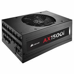 CORSAIR AX1500i Digital ATX Power Supply — 1500 Watt Fully-Modular PSU