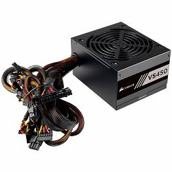 Corsair Builder Series VS450, 450 Watt Power Supply, EU Version