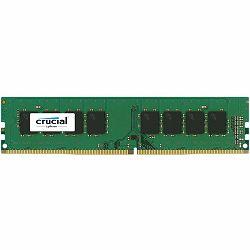 Crucial DRAM 16GB DDR4 2400 MT/s (PC4-19200) CL17 DR x8 Unbuffered DIMM 288pin, EAN: 649528773500
