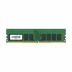 Crucial DRAM 16GB DDR4 2400 MT/s (PC4-19200) CL17 DR x4  ECC Registered DIMM 288pin, EAN: 649528772855