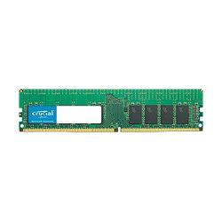 CRUCIAL 16GB DDR4-2666 RDIMM, CL=19, Dual Ranked, x8 based, Registered, ECC, DDR4-2666, 1.2V, 2048Meg x 72