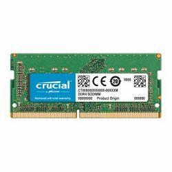 Crucial DRAM 16GB DDR4 2400 MT/s (PC4-19200) CL17 DR x8 Unbuffered SODIMM 260pin for Mac, EAN: 649528783325