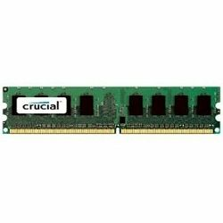 2GB DDR2 667MHz (PC2-5300) CL5 Unbuffered UDIMM 240pin
